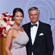 Wolfgang Bosbach und Tochter Caroline Bosbach