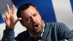 Italienische Bürgermeister widersetzen sich Salvini