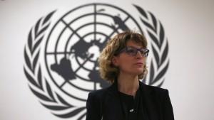 UN-Berichterstatterin untersucht Kashoggi-Mord