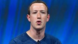 Zuckerberg: Wusste nichts von Kampagne gegen Kritiker