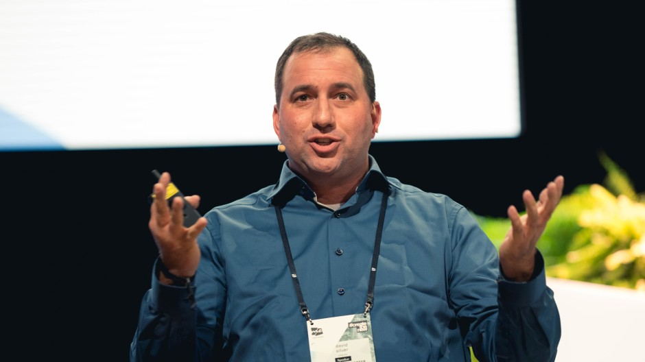 Förderer der selbstfahrenden Autos: David Silver, Udacity-Kursleiter