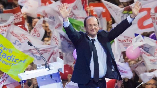 Flanieren auf den Spuren Mitterrands