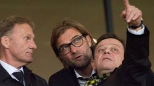 Jürgen Klopp verlängert bis 2018