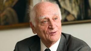 Michel Serres ist tot