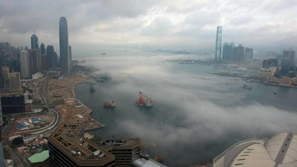 Hang-Seng legt seit Jahresanfang um 14 Prozent zu