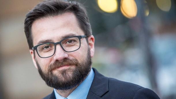"""""""In der großen Koalition kann es nicht aufwärts gehen mit der SPD"""""""