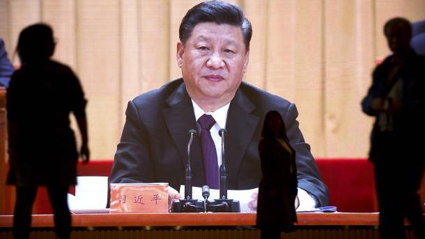 China sucht Hegemonie, keine Partnerschaft