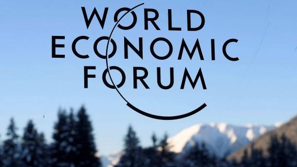"""Weltwirtschaftsforum warnt vor """"Planet in Flammen"""""""