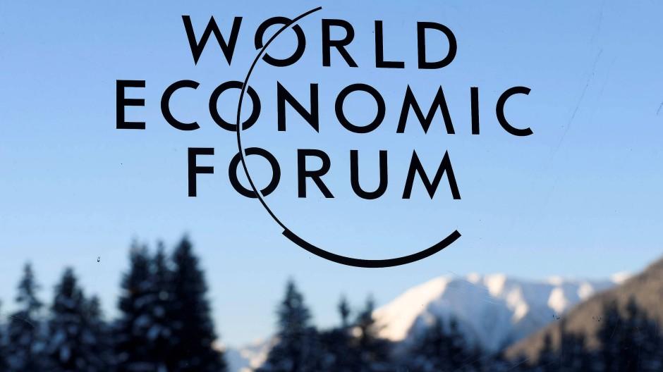 Das Weltwirtschaftsforum startet am 21. Januar in Davos, Schweiz