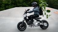 CE 02, das Jugendmobil von BMW