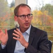 Seit Anfang des Jahres im Amt: Sozialminister Kai Klose (Die Grünen)