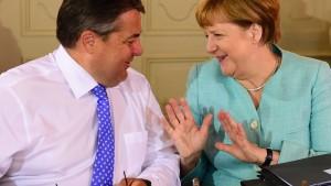 Merkel lobt Integrationsgesetz als Meilenstein
