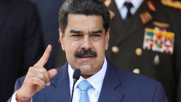 Maduros merkwürdige Begnadigungen
