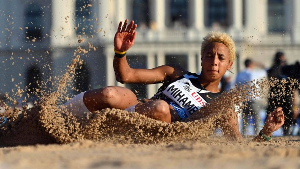 Olympiasiegerin Mihambo enttäuscht in Zürich