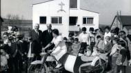 Vorsicht, Babyboomer: Im Jahr 1964, als dieses Foto entstand, wurden so viele Kinder in Deutschland geboren wie nie.