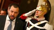 Matteo Salvini: Wie wird Italien unter einer Regierungsbeteiligung seiner rechtspopulistischen Lega aussehen?