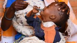 Mehr als 800 Millionen Menschen leiden Hunger