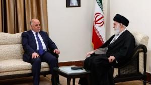 Seite an Seite mit Teheran