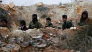 Militäreinsatz in Nordsyrien: Amerika ruft Türkei zur Zurückhaltung auf
