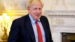 Mögliche Minister-Rücktritte im Kabinett Johnsons