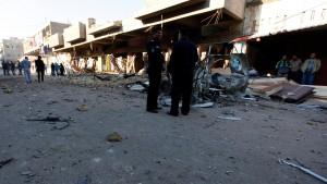 Mehr als 50 Tote bei verschiedenen Anschlägen