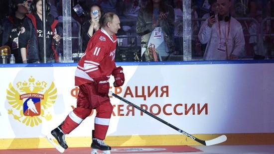 Putin on Ice