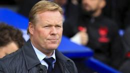 FC Everton trennt sich von Trainer Ronald Koeman