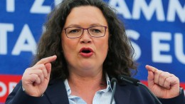 SPD fällt auf 16 Prozent