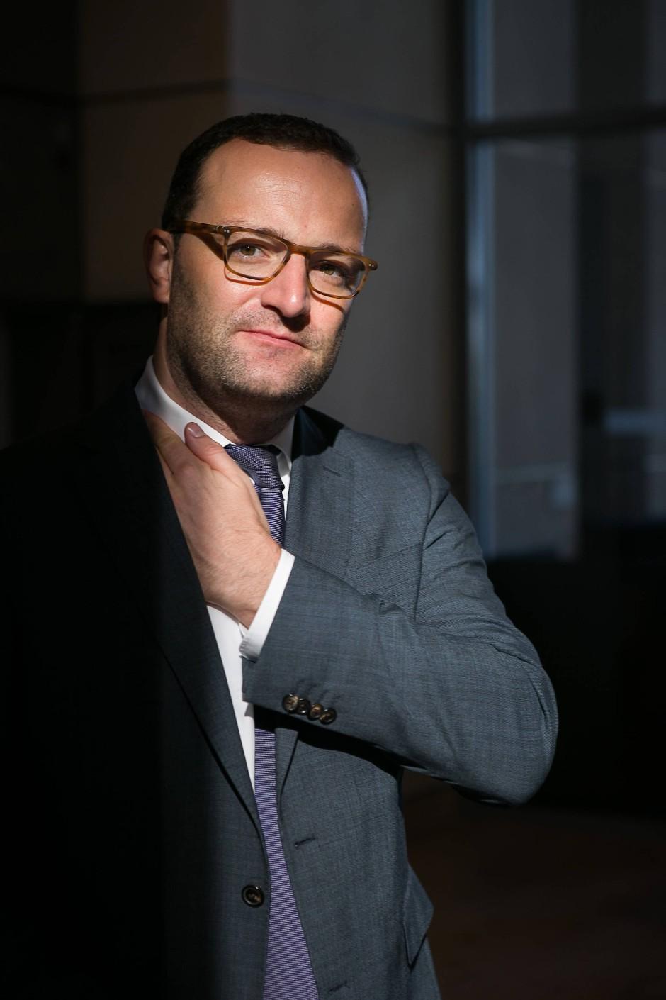 "Global Auto Leasing >> Jens Spahn von der CDU, ""Young Global Leader"""