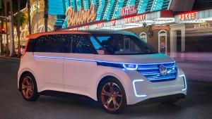 Budd-E soll VW fit für die Zukunft machen