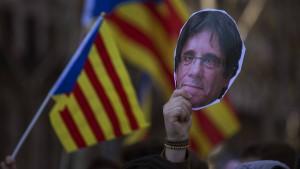 """""""Die letzten Tage der katalanischen Republik"""""""