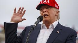 Trump: Keine Pläne, Mueller zu feuern