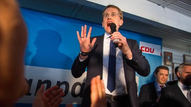 CDU siegt klar im Norden