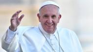Papst ermuntert Christen zur gemeinsamen Kommunion