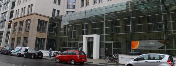 In diesem Gebäude in Berlin hat Rocket Internet seinen Sitz.