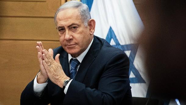 Netanjahu scheitert mit Regierungsbildung