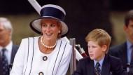 Prinz Harry machte dauernd Ärger in der Schule