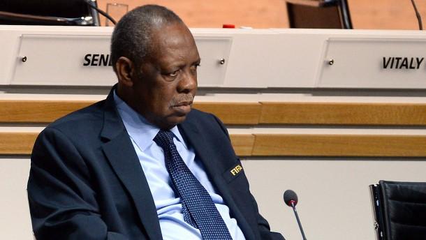 Hayatou ist nicht mehr Chef in Afrikas Fußball-Verband