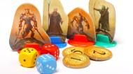 Helden im Kampf gegen die Bedrohung von Andor