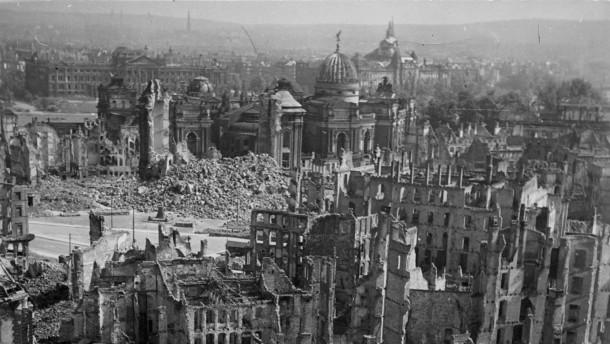 Die Nacht, als Dresden brannte