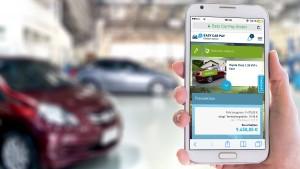 Autoscout24 bietet Kredite innerhalb weniger Minuten