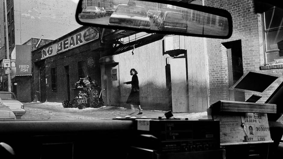 """Joseph Rodríguez: """"220 West Houston Street, NY 1984"""""""