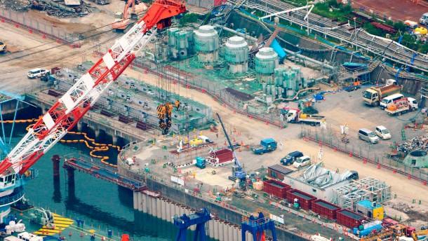 Wieder ein Leck in Fukushima