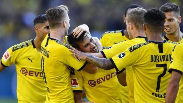 BVB tankt Selbstvertrauen vor Barça-Duell