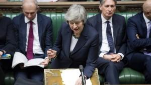 Muss May in drei Monaten zurücktreten?