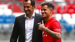 Coutinho wird der neue Bayern-Zehner