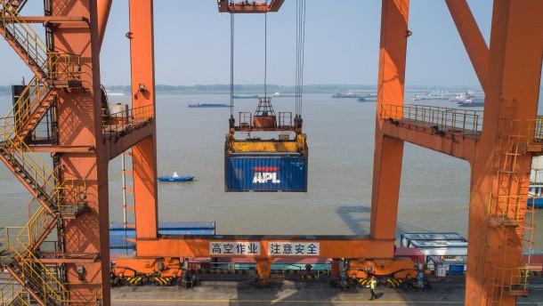 Chinas Konjunkturmotor stottert