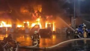Zahl der Toten bei Hochhaus-Brand in Taiwan steigt auf 46