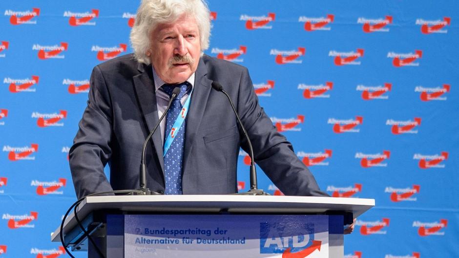 AfD will bei Hessenwahl letzten Landtag erobern