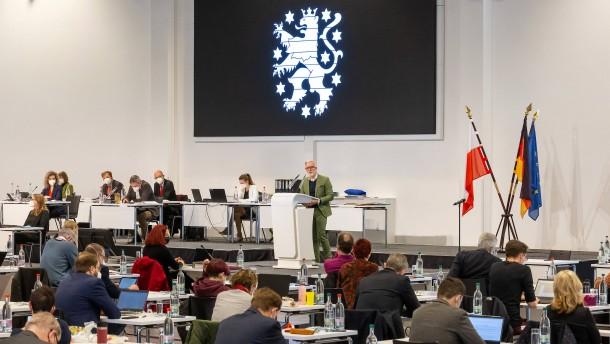 Landtag beschließt Mafia-U-Ausschuss